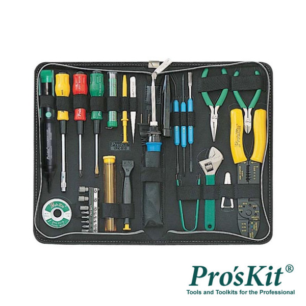Mala Ferramentas Profissional 30 Peças PROSKIT - (1PK-810B)