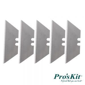 Conjunto 5 Lâminas Substituição P/ X-Ato PROSKIT - (5DK-2112-B)