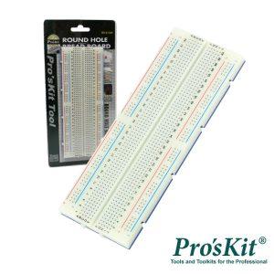 Placa De Ensaio Multifunções C/ 840 Pontos PROSKIT - (BX-4112N)