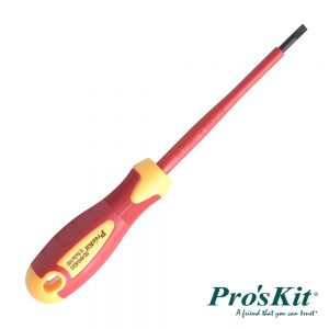 Chave Fendas 0.5x3.0x100mm PROSKIT - (SD-810-S3.0)