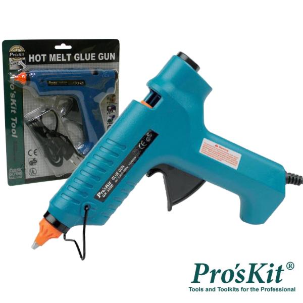 Pistola De Cola Quente 80W PROSKIT - (GK-380B)