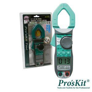 Pinça Amperimétrica Digital AC 600V PROSKIT - (MT-3102)