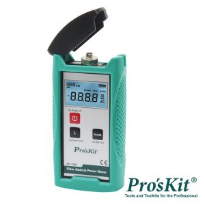 Medidor De Fibra Óptica PROSKIT - (MT-7601)