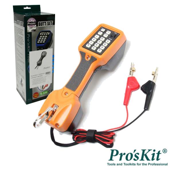 Testador Linhas Telefónicas PROSKIT - (MT-8001)