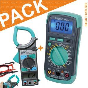 Pack Ferramentas Mt-1210+mt-3266 PROSKIT - (PACK TOOLS02)