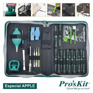 Conjunto De Ferramentas Manutenção P/ Apple PROSKIT - (PK-9116)
