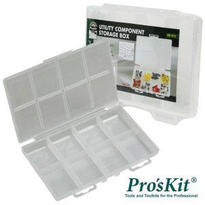 Caixa P/ Armazenamento De Componentes PROSKIT - (SB-1912)