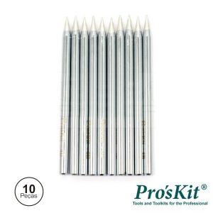Ponta P/ Ferro Soldar 30W P/ Serie 8pk-S120 10X PROSKIT - (SI-S120T-4B)