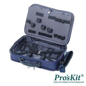 Mala Transporte Ferramentas Poliéster Impermeável PROSKIT - (ST-12B)