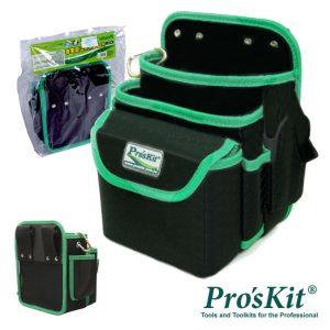 Bolsa De Cintura P/ Ferramentas Poliéster PROSKIT - (ST-5105)